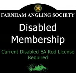 Disabled Membership 2021-2022