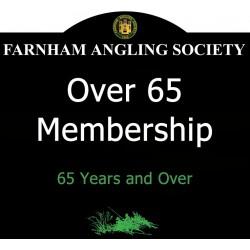 Over 65 Membership 2021-2022