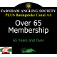 Over 65 Membership with Basingstoke Canal AA Membership