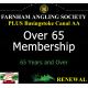 Over 65 Membership Renewal with Basingstoke Canal AA Membership