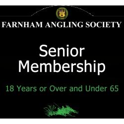 Senior Membership 2021-2022