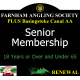 Senior Membership Renewal with Basingstoke Canal AA Membership