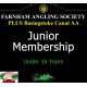 Junior Membership with Basingstoke Canal AA Membership