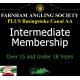 Intermediate Membership with Basingstoke Canal AA Membership